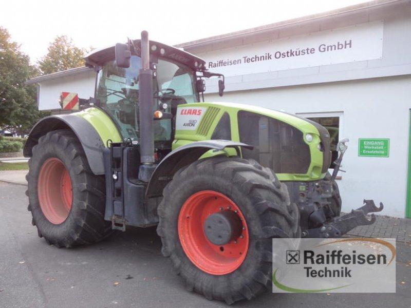 Traktor des Typs CLAAS Axion 930, Gebrauchtmaschine in Eckernförde (Bild 9)