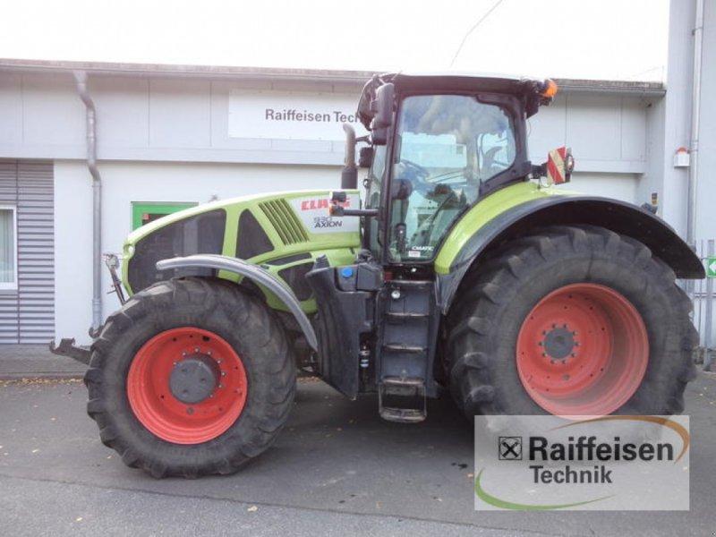 Traktor des Typs CLAAS Axion 930, Gebrauchtmaschine in Eckernförde (Bild 7)