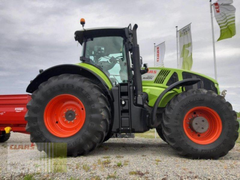 Traktor des Typs CLAAS Axion 930, Gebrauchtmaschine in Schwabhausen (Bild 1)