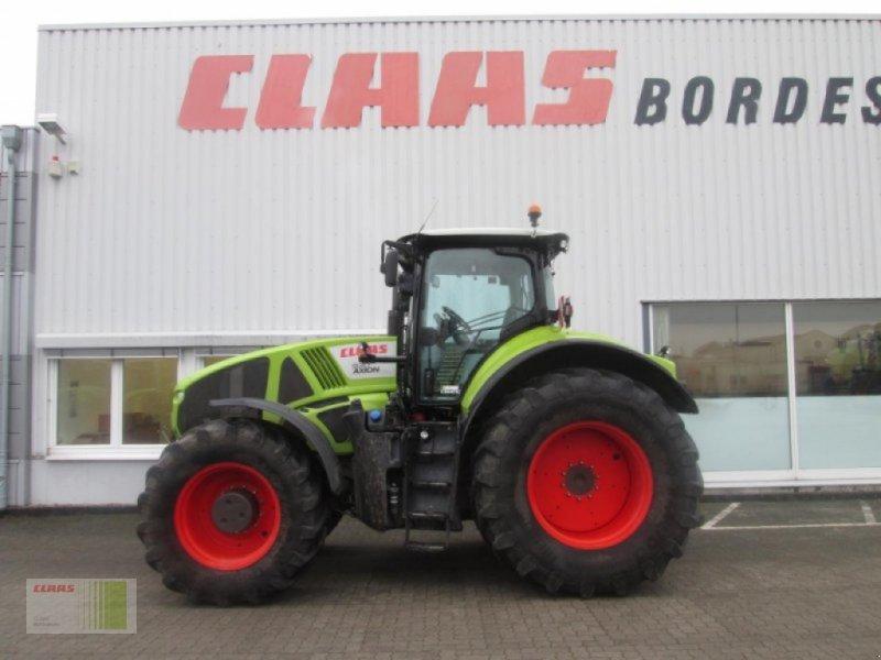 Traktor des Typs CLAAS AXION 930, Gebrauchtmaschine in Bordesholm (Bild 1)