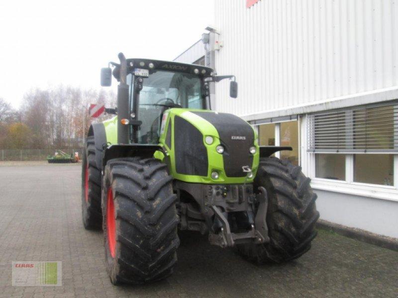 Traktor des Typs CLAAS AXION 930, Gebrauchtmaschine in Bordesholm (Bild 3)