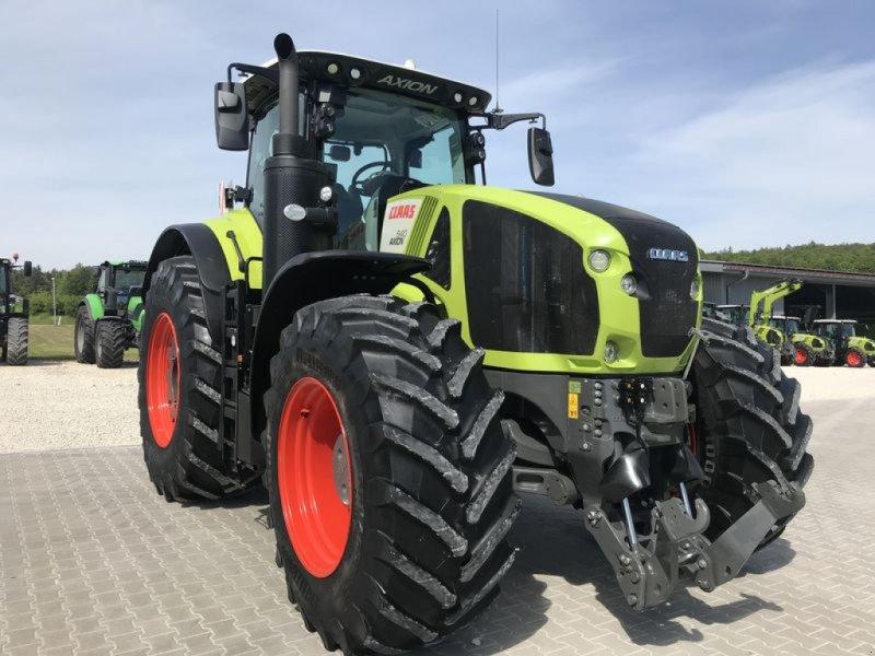 Traktor des Typs CLAAS AXION 940 CMATIC, Gebrauchtmaschine in Birgland (Bild 1)
