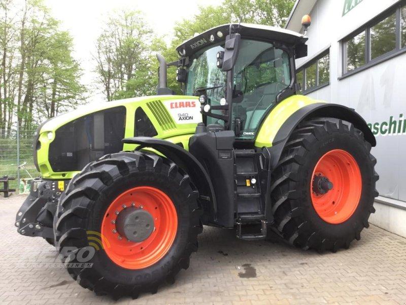 Traktor типа CLAAS AXION 940 CMATIC, Gebrauchtmaschine в Neuenkirchen-Vörden (Фотография 1)