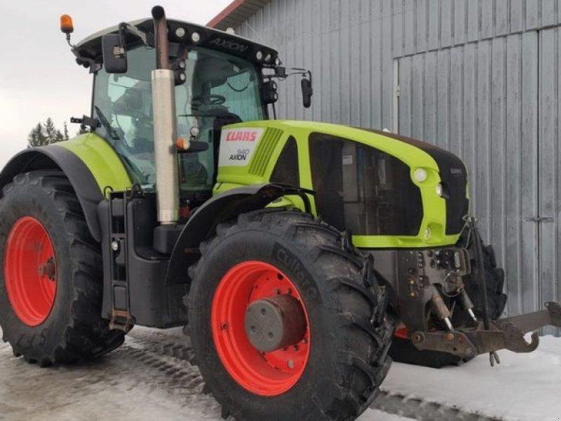 Traktor des Typs CLAAS Axion 940, Gebrauchtmaschine in MARKERSDORF (Bild 1)