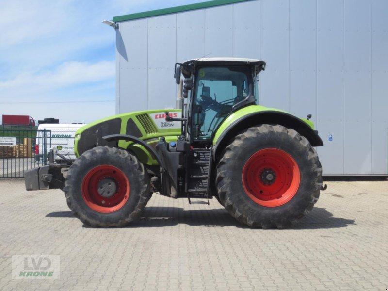 Traktor типа CLAAS Axion 940, Gebrauchtmaschine в Zorbau (Фотография 1)
