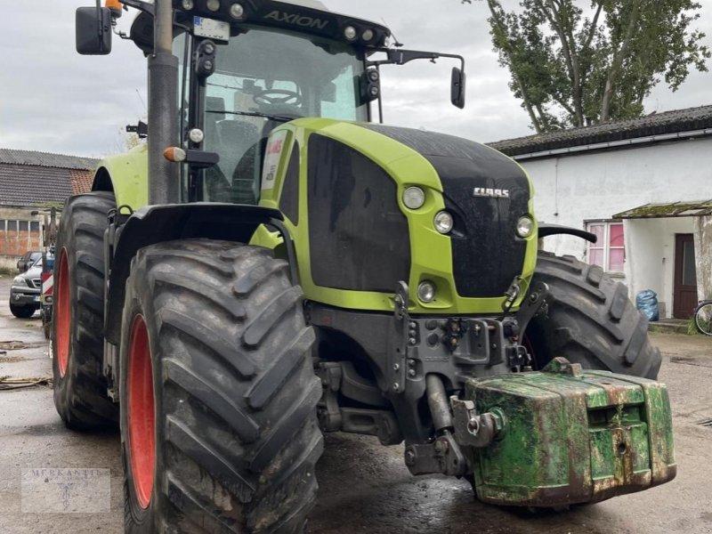 Traktor des Typs CLAAS Axion 940, Gebrauchtmaschine in Pragsdorf (Bild 1)
