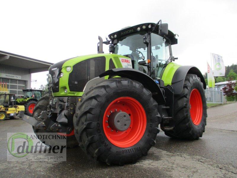 Traktor des Typs CLAAS Axion 950 C-MATIC, Gebrauchtmaschine in Münsingen (Bild 1)