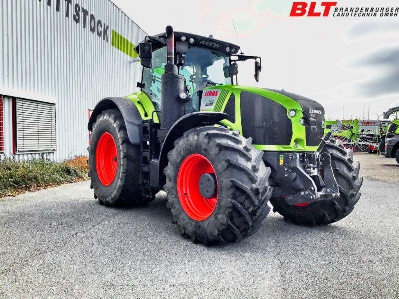 Traktor типа CLAAS Axion 950 CEMATIC CEBIS, Vorführmaschine в Heiligengrabe OT Liebenthal (Фотография 1)
