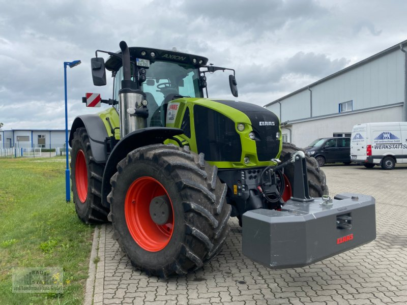 Traktor типа CLAAS AXION 950 CMATIC CEBIS, Gebrauchtmaschine в Stralendorf (Фотография 4)