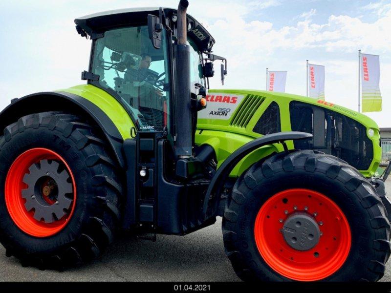 Traktor des Typs CLAAS Axion 950, Gebrauchtmaschine in Heiligengrabe OT Liebenthal (Bild 1)