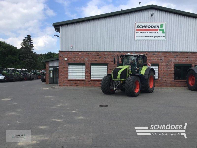 Traktor des Typs CLAAS AXION 950, Gebrauchtmaschine in Friedland (Bild 1)