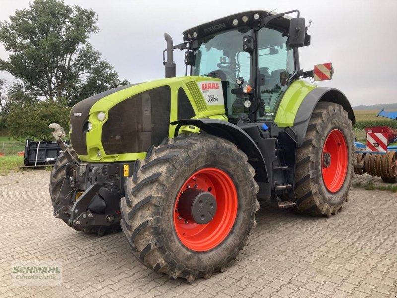 Traktor des Typs CLAAS AXION 950, Gebrauchtmaschine in Woltersdorf (Bild 1)