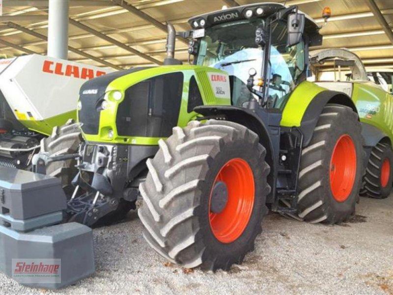 Traktor des Typs CLAAS Axion 960 CMATIC CIS, Neumaschine in Rollwitz (Bild 1)