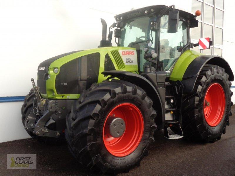 Traktor a típus CLAAS AXION 960 CMATIC, Gebrauchtmaschine ekkor: Langenau (Kép 1)