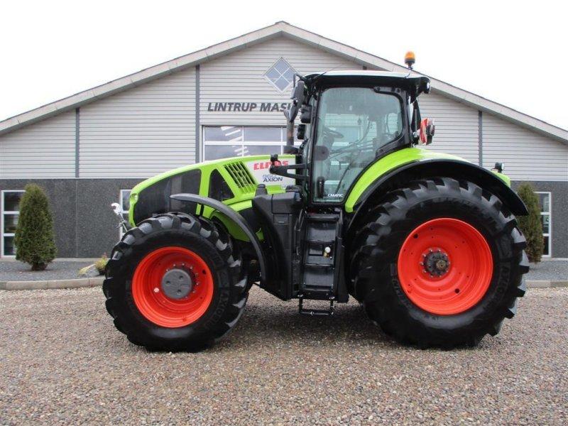 Traktor typu CLAAS Axion 960 Meget udstyr og DK model, Gebrauchtmaschine w Lintrup (Zdjęcie 1)