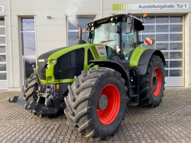 Traktor tip CLAAS AXION 960 stage IV MR, Gebrauchtmaschine in Landsberg (Poză 1)