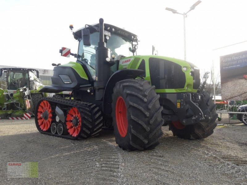 Traktor des Typs CLAAS AXION 960 TT Cebis, Vorführmaschine in Vohburg (Bild 1)