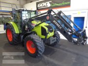 Traktor a típus CLAAS Axos 310 Allr. Erst 2700 Std. Mit Druckluft + Ind-Lader.  Gepflegt!!, Gebrauchtmaschine ekkor: Langenzenn
