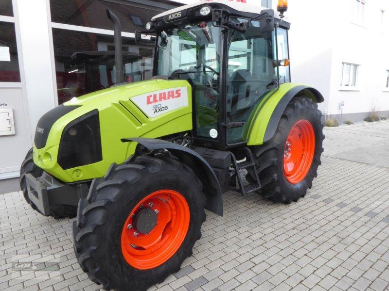 Traktor des Typs CLAAS Axos 310 Allr.   Erst 423Std!     Top!!, Gebrauchtmaschine in Langenzenn (Bild 1)