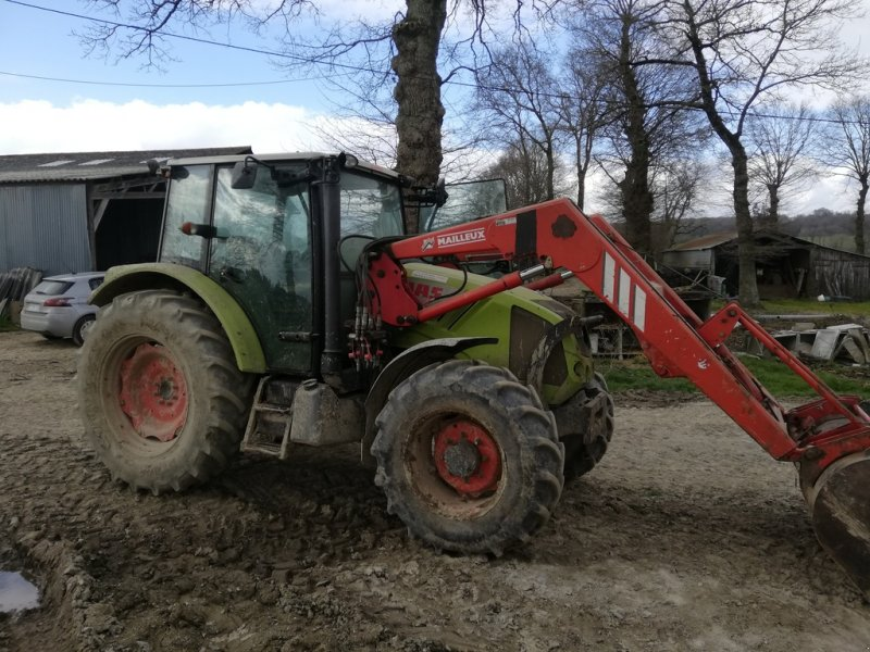 Traktor типа CLAAS AXOS 310, Gebrauchtmaschine в L'HERMITAGE (Фотография 1)