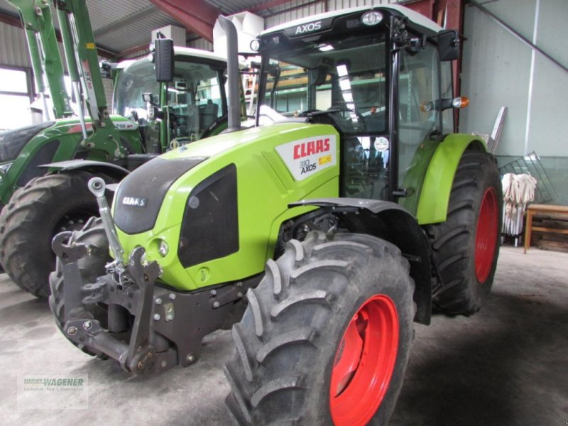 Traktor типа CLAAS Axos 310, Gebrauchtmaschine в Bad Wildungen-Wega (Фотография 1)