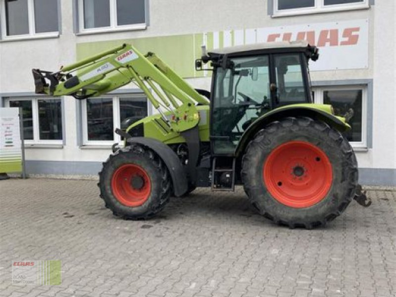 Traktor типа CLAAS AXOS 320, Gebrauchtmaschine в Aurach (Фотография 1)