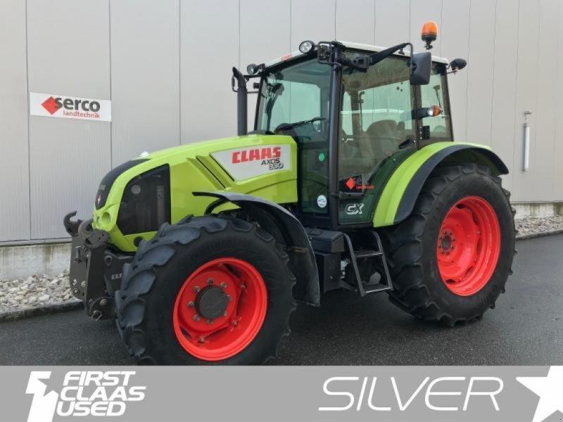 Traktor типа CLAAS AXOS 330 CX, Gebrauchtmaschine в Oberbipp (Фотография 1)