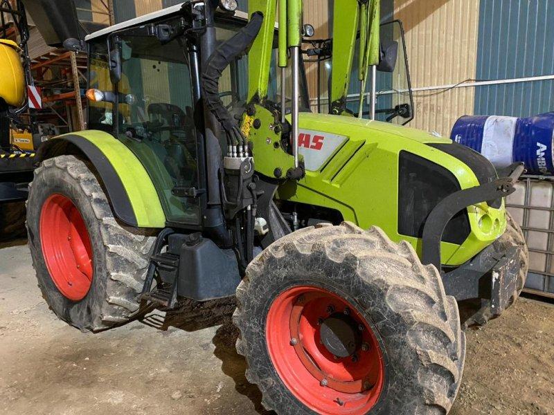 Traktor a típus CLAAS AXOS 330, Gebrauchtmaschine ekkor: Chauvoncourt (Kép 1)