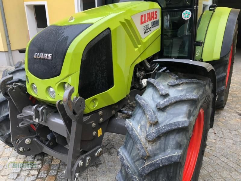 Traktor des Typs CLAAS Axos 330, Gebrauchtmaschine in Kematen (Bild 19)