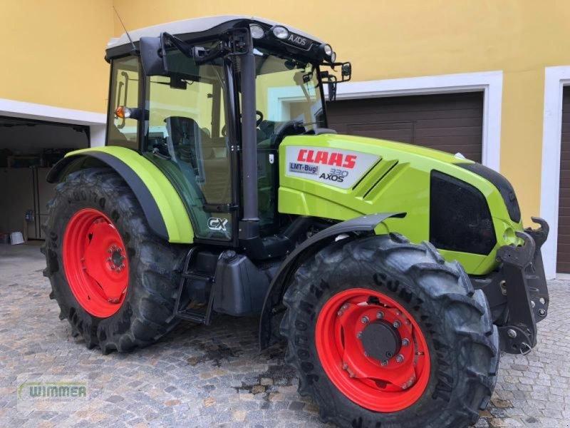 Traktor des Typs CLAAS Axos 330, Gebrauchtmaschine in Kematen (Bild 3)