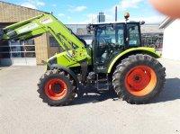 CLAAS AXOS 340 CX med læsser Traktor