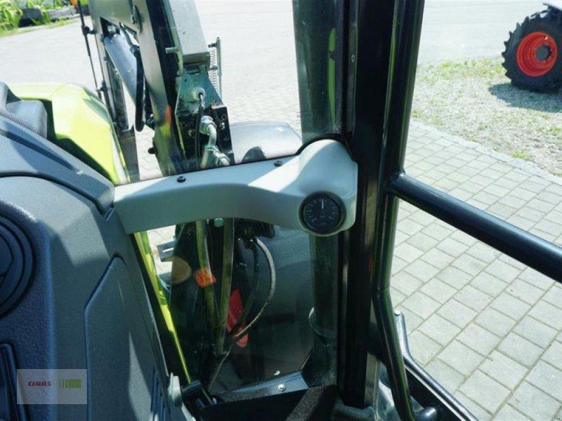 Traktor des Typs CLAAS AXOS 340 CX, Gebrauchtmaschine in Töging am Inn (Bild 12)