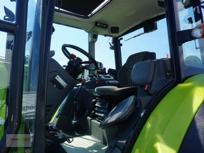 Traktor des Typs CLAAS AXOS 340 CX, Gebrauchtmaschine in Töging am Inn (Bild 5)