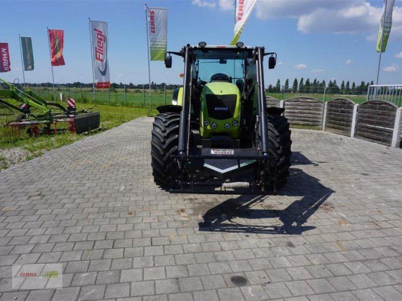 Traktor des Typs CLAAS AXOS 340 CX, Gebrauchtmaschine in Töging am Inn (Bild 2)