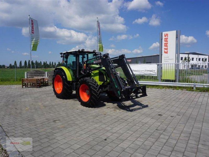 Traktor des Typs CLAAS AXOS 340 CX, Gebrauchtmaschine in Töging am Inn (Bild 1)