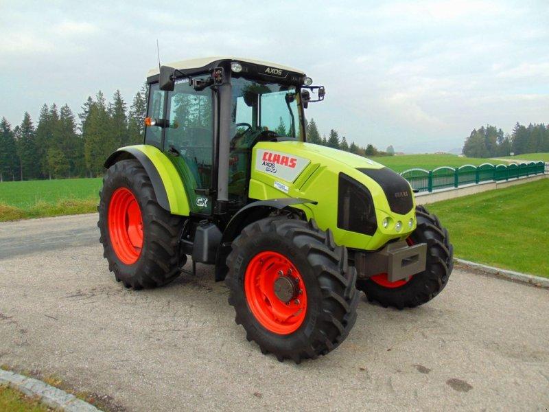 Traktor des Typs CLAAS Axos 340 CX, Gebrauchtmaschine in Neukirchen am Walde  (Bild 1)
