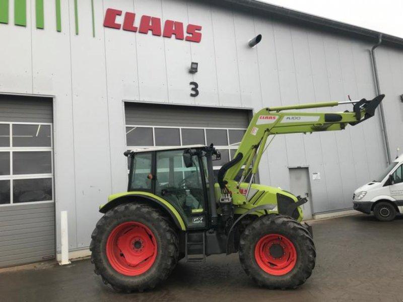 Traktor des Typs CLAAS AXOS 340 CX, Gebrauchtmaschine in Fritzlar (Bild 1)