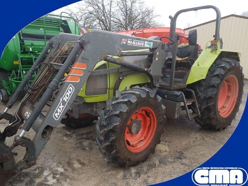 Traktor des Typs CLAAS Celtis 436, Gebrauchtmaschine in RODEZ (Bild 1)