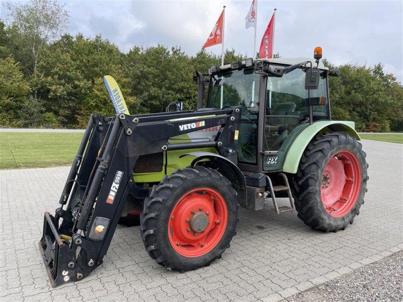 Traktor des Typs CLAAS CELTIS 456 RX m/Ålø 930 frontlæsser, Gebrauchtmaschine in Nimtofte (Bild 1)