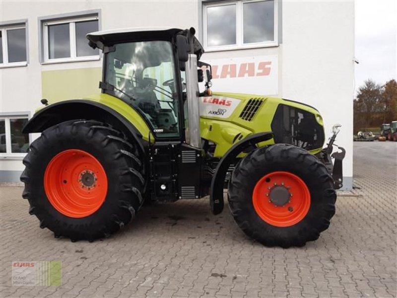 Traktor типа CLAAS CLAAS AXION 810, Gebrauchtmaschine в Aurach (Фотография 1)