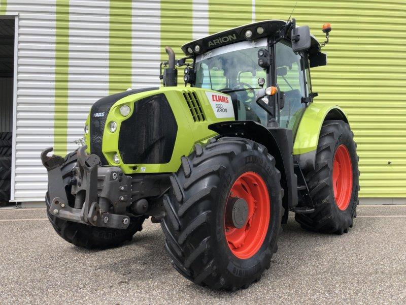 Traktor des Typs CLAAS CLAAS, Gebrauchtmaschine in ailias (Bild 1)