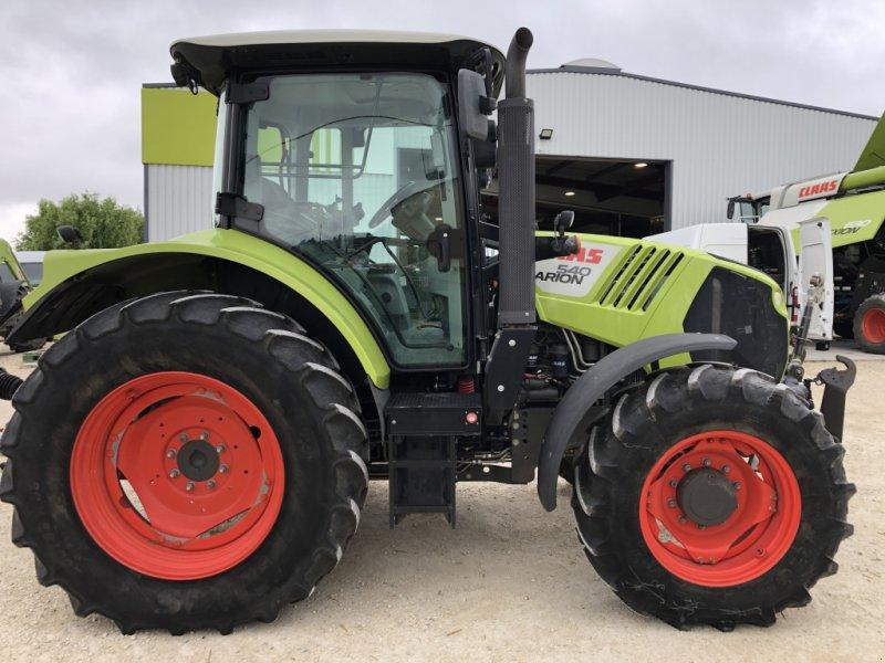 Traktor des Typs CLAAS CLAAS, Gebrauchtmaschine in CANCON (Bild 6)