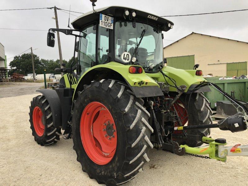 Traktor des Typs CLAAS CLAAS, Gebrauchtmaschine in CANCON (Bild 3)