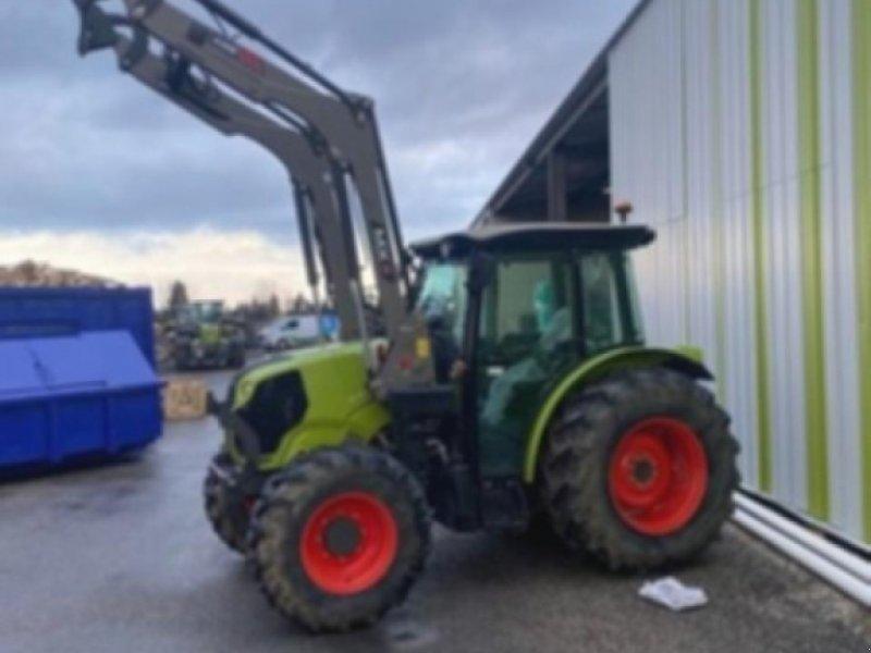 Traktor типа CLAAS elios 210 cabine, Gebrauchtmaschine в ST ANDIOL (Фотография 1)