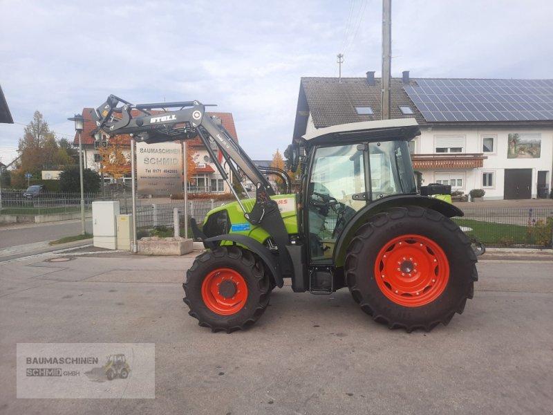 Traktor des Typs CLAAS Elios 210 mit Frontlader u. Klima, Neumaschine in Stetten (Bild 1)