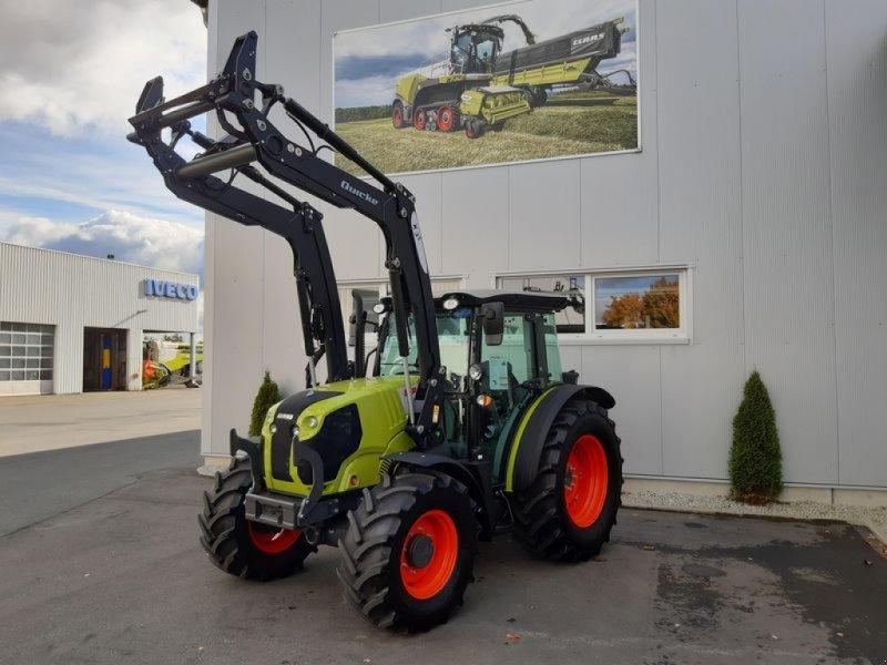 Traktor des Typs CLAAS ELIOS 210, Neumaschine in Plech (Bild 1)