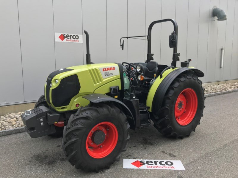 Traktor tipa CLAAS ELIOS 210, Gebrauchtmaschine u Oberbipp (Slika 1)