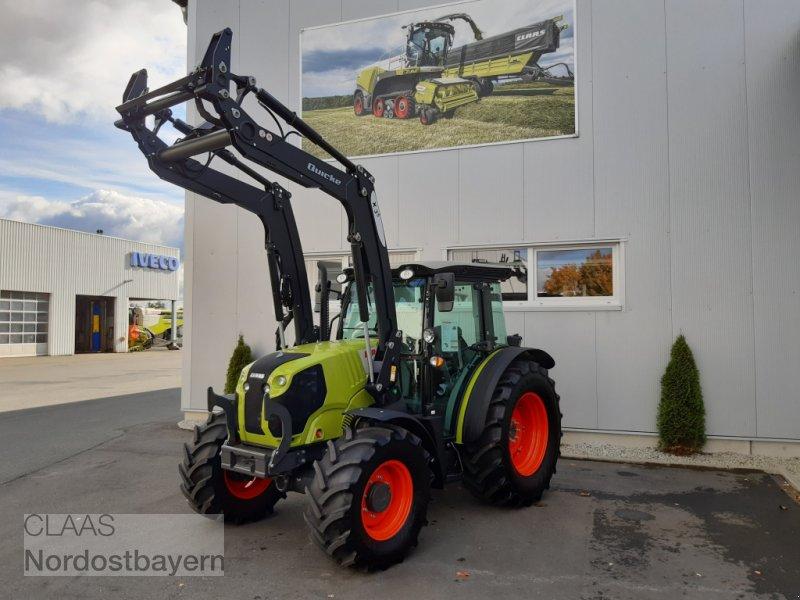 Traktor des Typs CLAAS Elios 210, Neumaschine in Hof (Bild 1)