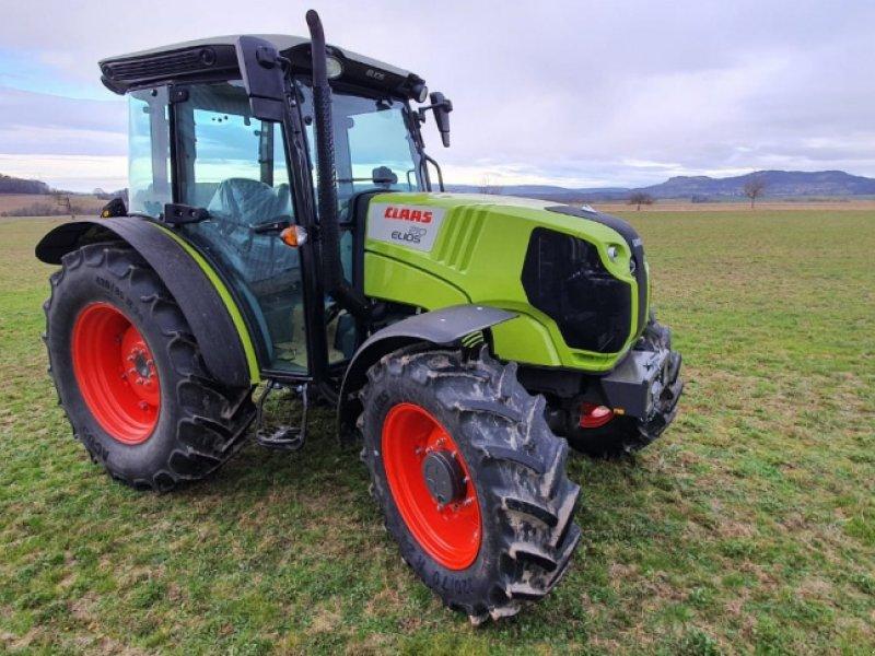 Traktor a típus CLAAS Elios 210, Neumaschine ekkor: Effeltrich (Kép 1)