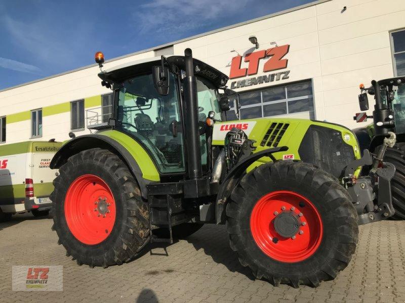 Traktor des Typs CLAAS GEBR. ARION 650 CIS, Gebrauchtmaschine in Frauenstein (Bild 1)